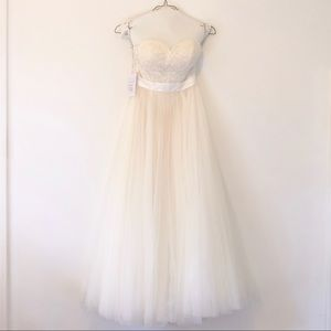 Wedding Dress, Watters Wtoo Agatha